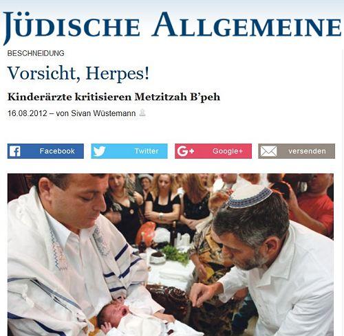 judische beschneidung erektion