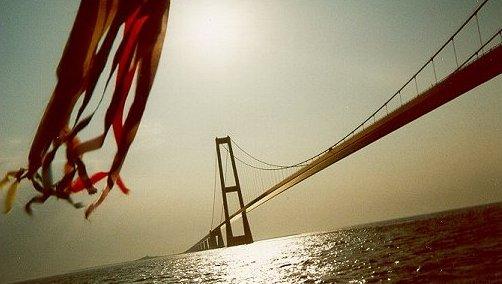 Bücke über den Öresund fotografiert von Steffen M!